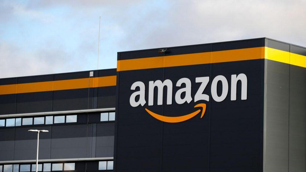 Entreprise Amazon de Jeff Bezos