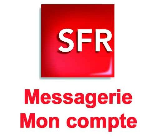 Messagerie SFR Mail   Se connecter