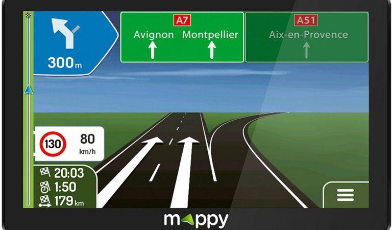 Mappy itinéraire : Calculer, Comparer et C'est parti