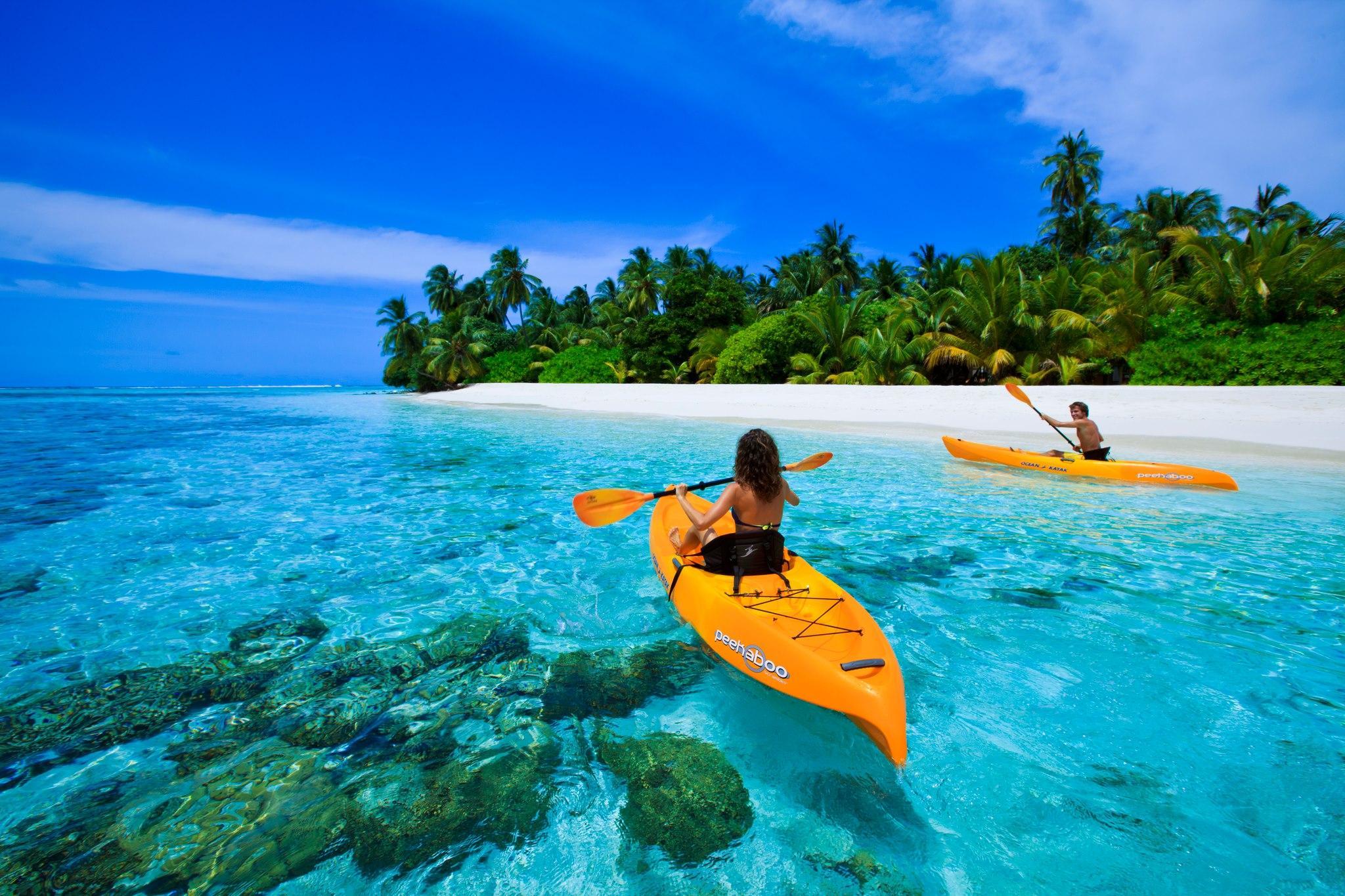 voyage kayak vol