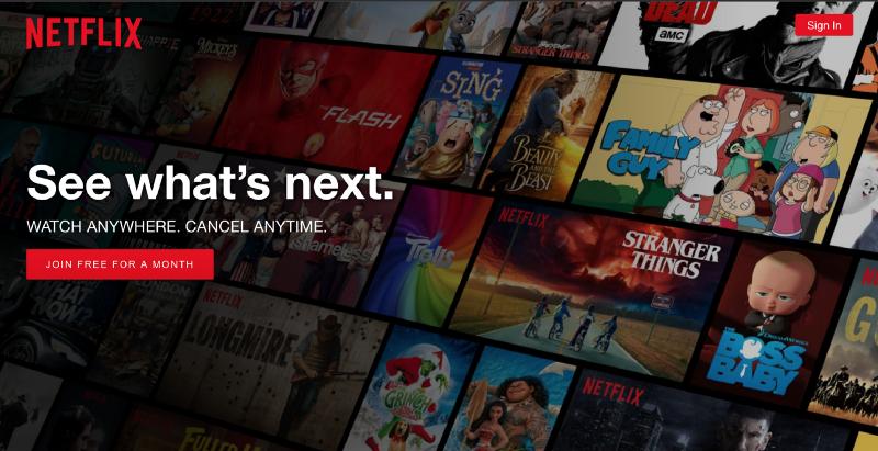 Netflix Série