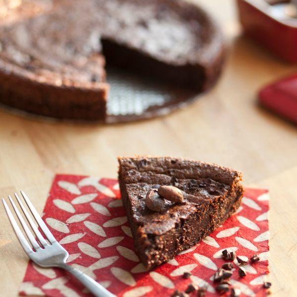 recette d'un gâteau au chocolat