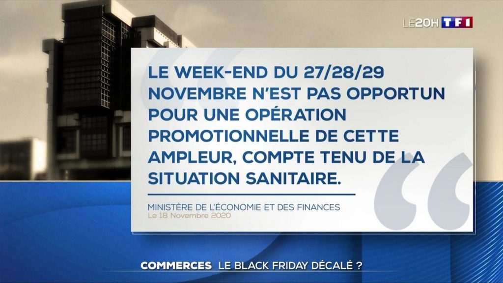 black friday décaler au 4 décembre
