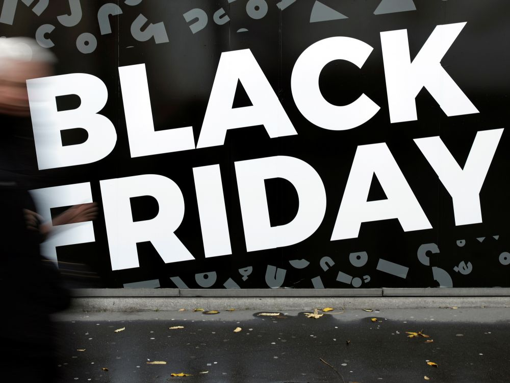 black friday reporter au 4 decembre